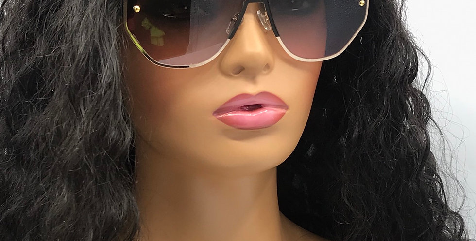 """Self Made"" Sunglasses (Black)"