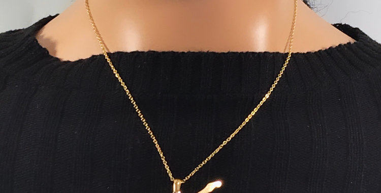 """"""" Melody"""" Chain Necklace"""