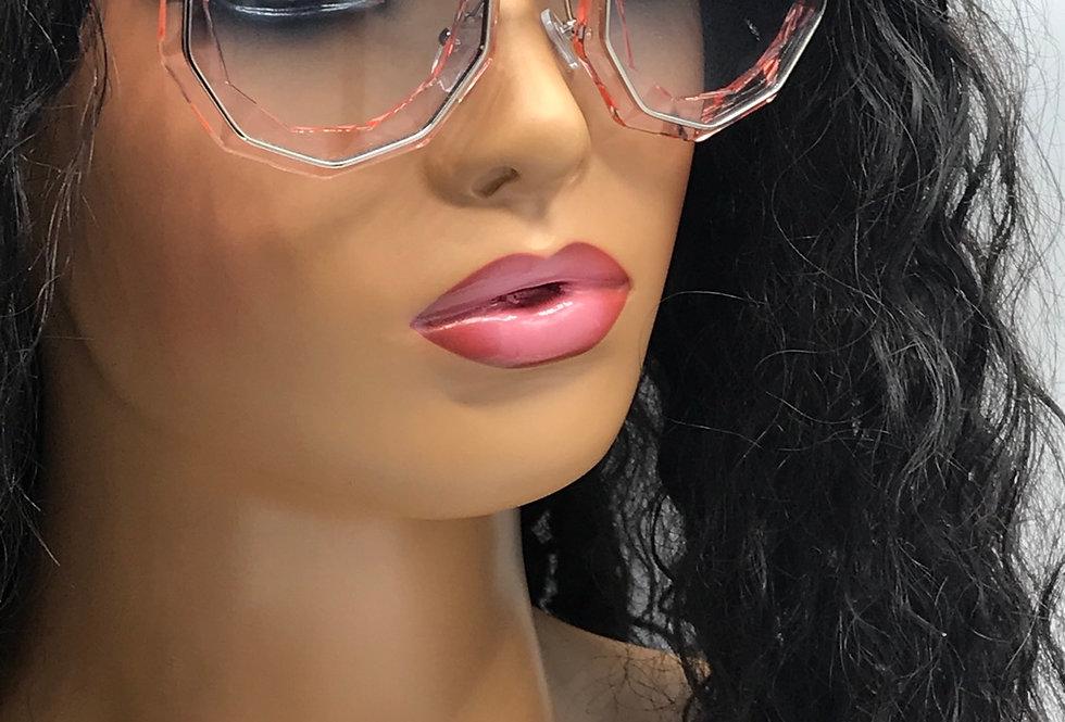"""Guest List"" Sunglasses (Pink)"