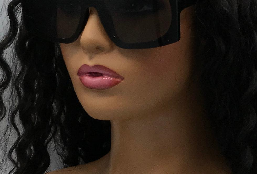 """""""She Framed Me"""" Eyeglasses (Black)"""