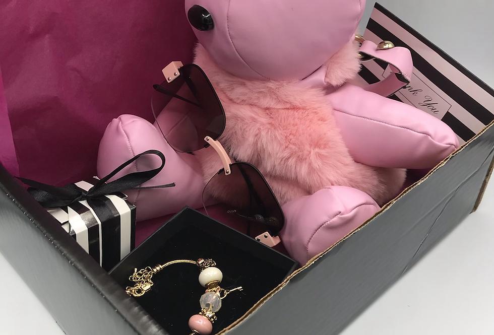"""Pink Bunny"" Box"