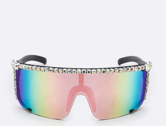 """So What"" Sunglasses (Colorful)"