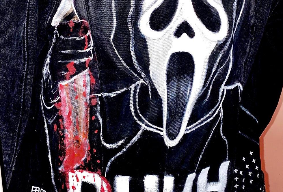 """""""Scream"""" Tacky Jacket"""