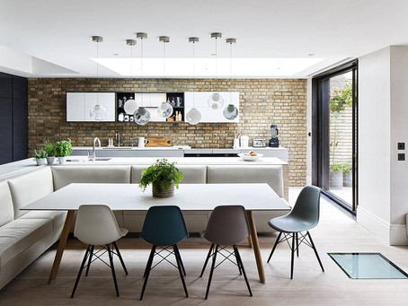 OPEN PLAN KITCHEN EXTENSIONS  / HOW TO BUILD AN OPEN PLAN KITCHEN EXTENSION