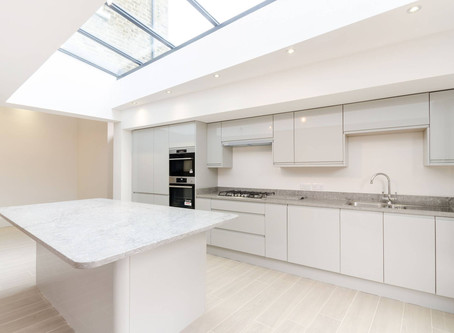 VICTORIAN TERRACE SIDE RETURN EXTENSION PLUS FAMILY ROOM