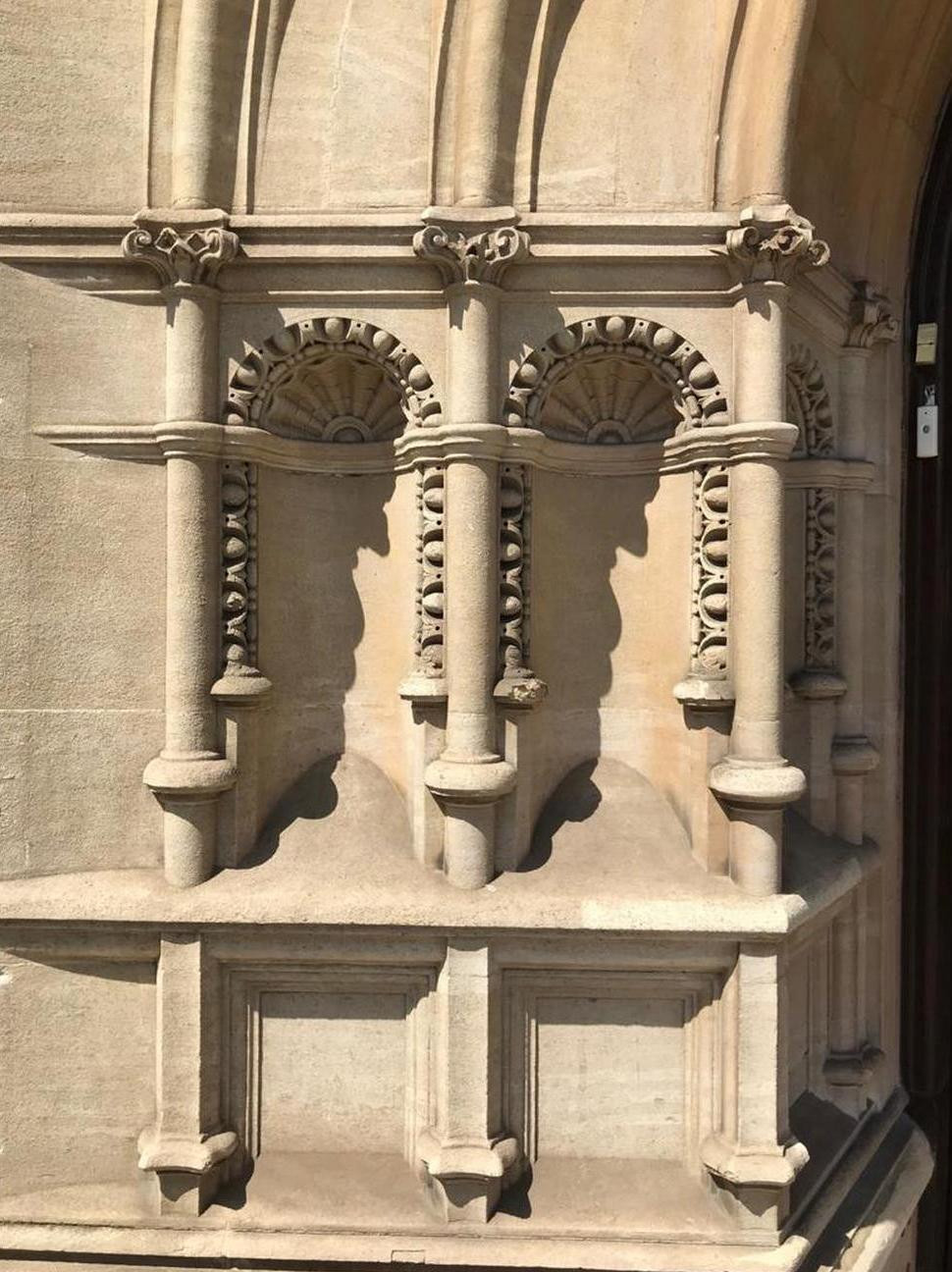 Period mouldings and architecture