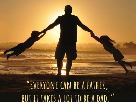 Father's Day - June 16 - Sunday