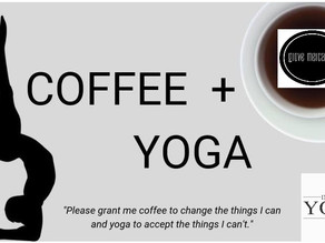 Yoga, Coffee/Tea & Shop
