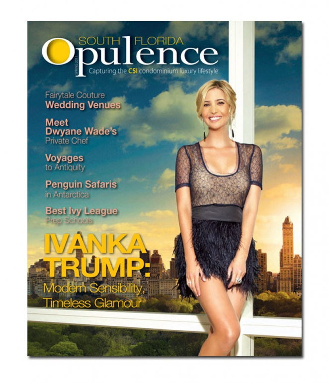 South Florida Opulence Magazine