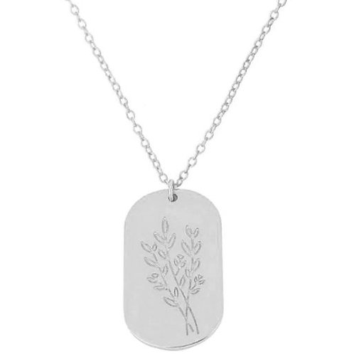 A NATURAL BEAUTY SILVER