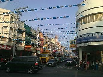 San Pedro corner Anda Street, Davao