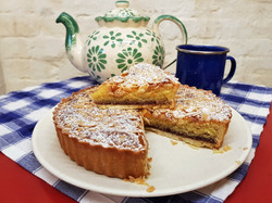 Organic Bakewell Tart