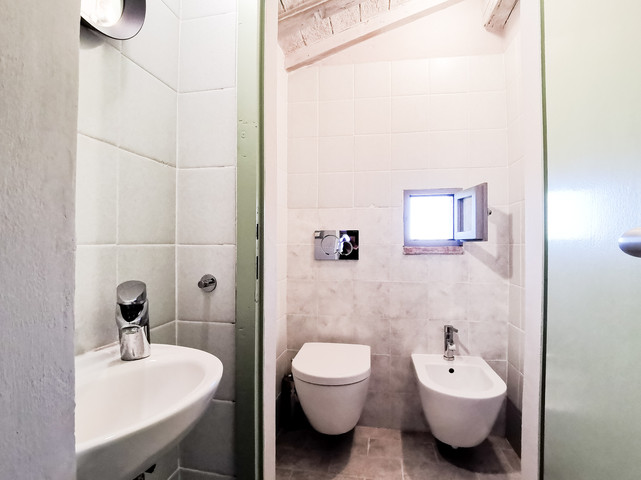 Bagno camera 4 - La Bacaia