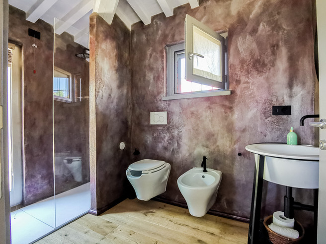 Bagno camera 1 - La Bacaia
