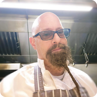 Dave Sayers, Chef & Advocate for Mental Health Issues