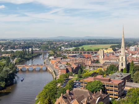 UCFF 2018 Visits Worcestershire!