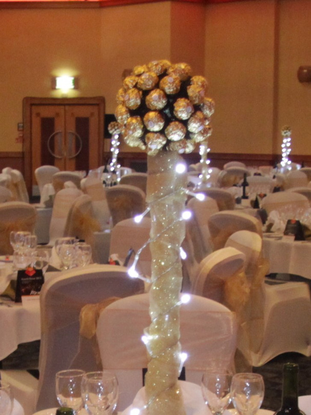 Ferrero Roche Tree Code: T009 £30.00 +VAT Includes Mirror Base Plate