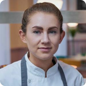 Ruth Hansom, Head Chef, The Princess of Shoreditch Restaurant