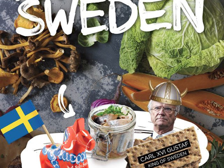 A culinary adventure to Sweden