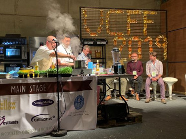 Touring Food Festival Appoints Four Brand Ambassadors