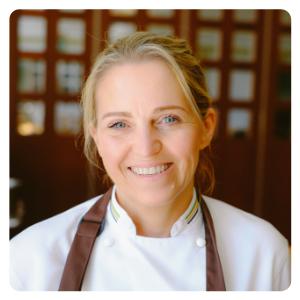 Miranda Godfrey, Historic & Vintage Food Developer, Disciple d'Auguste Escoffier & Lecturer in Culinary Arts, Westminster Kingsway College