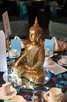 Asian Theme Gala Dinner - Decor Hire West Sussex