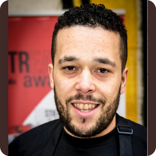 Robbie Lorraine, Executive Chef, Only Food & Courses