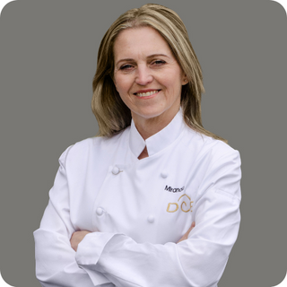 Miranda Quantrill, Historic & Vintage Food Developer, Disciple d'Auguste Escoffier & Lecturer in Culinary Arts, Westminster Kingsway College