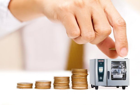 Efficiency in the kitchen - escape the cost trap with a combi oven