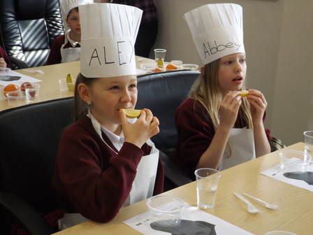 Creating Young Chefs from the Floorboards Up
