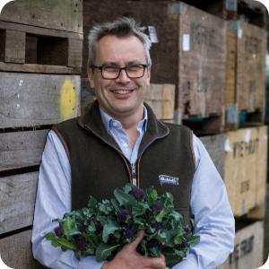 George Beach, Managing Director, Mudwalls Farm Ltd