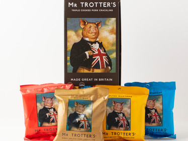 Mr Trotter's Variety Box has landed!