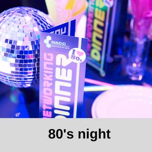 80's Night