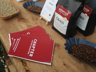 So...how are chapter coffee roasters different?