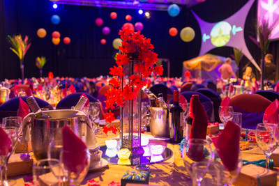 Bollywood theme party hire - Decor Hire West Sussex