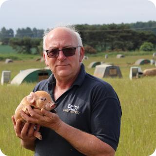 Mark Hayward, Founder, Dingley Dell Cured