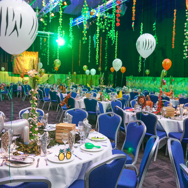 Themed parties  - Decor Hire West Sussex - McCullough Moore Event Hire