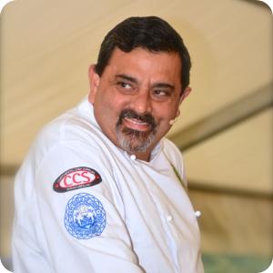 Cyrus Todiwala OBE DL, Owner, Café Spice Namasté & Chef