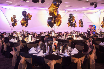 Oscars Gala Dinner - Decor Hire West Sussex