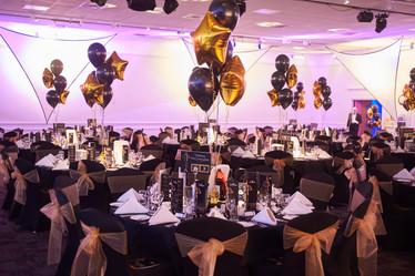 Oscars Gala Dinner - Decor Hire West Sussex