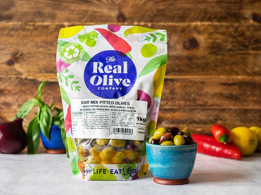 Real Olive Company launches new 1kg recyclable pouch