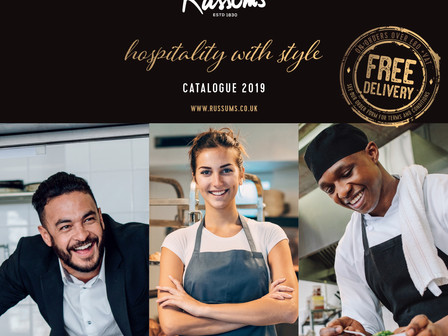 Universal Cookery and Food Festival 2019 - Russums