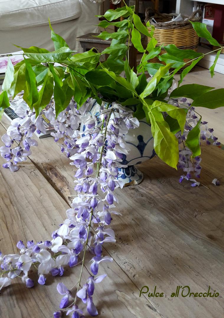 Adoro avere fiori che rendono la mia casa un posto ancora più speciale