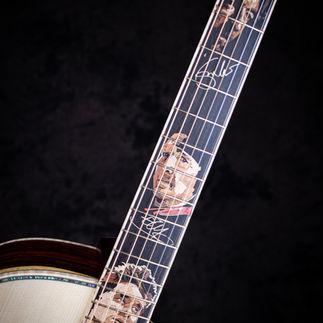 Eric Clapton, The Edge, and John Mayer