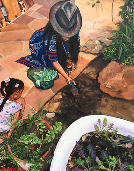 """Wise Mama Gardening Teachings"""
