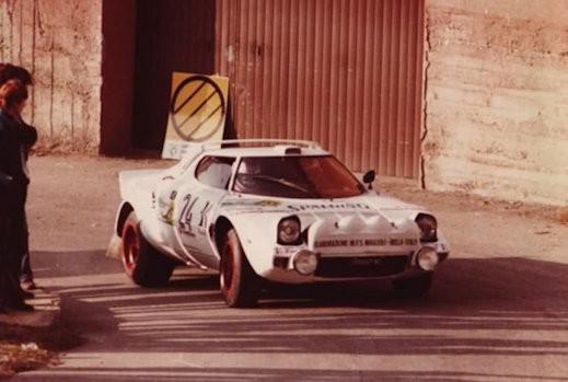Lancia Stratos HF Ceria Rally della Lana