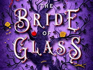 New Release: THE BRIDE OF GLASS (Glass Vault Book 2), by Candace Robinson