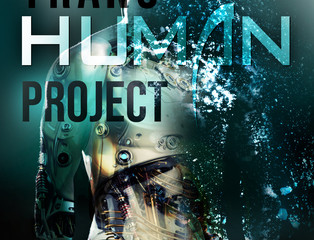 New Release, Giveaway, and Review! THE TRANSHUMAN PROJECT, by Erin Rhew