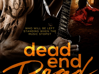 Cover Reveal! DEAD END ROAD by Lori Whitwam
