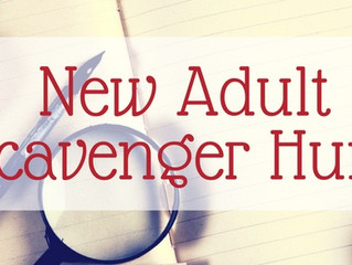 It's Time for the New Adult Scavenger Hunt!
